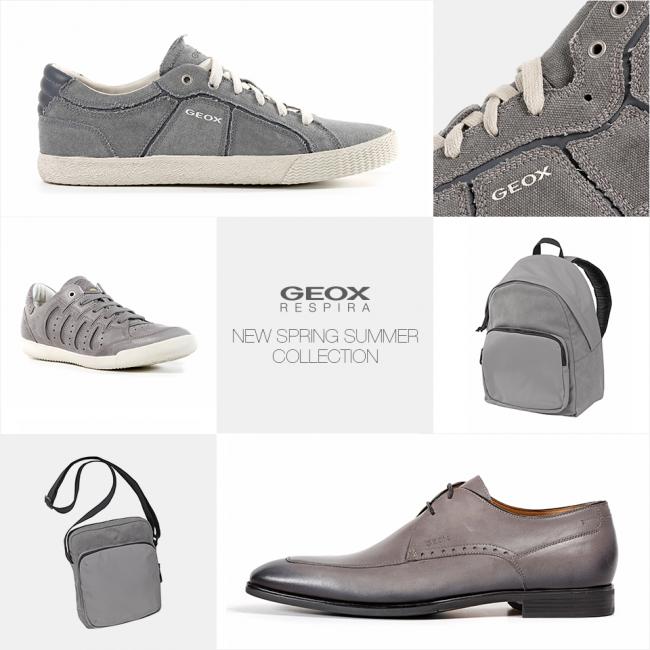 2014 Online Stile Geox Con Estate Collezione Uomo Moda Primavera x8qTI0