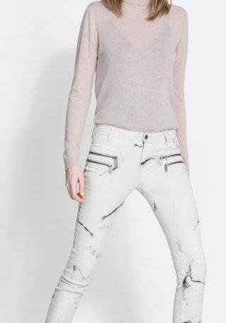 Jeans Zara primavera estate 2014