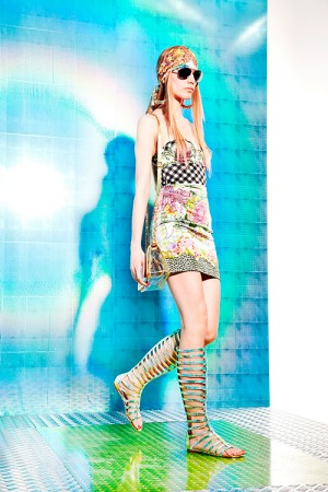 Just Cavalli collezione donna primavera estate 2014