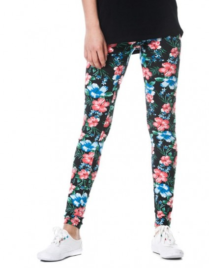 Leggings con stampa Terranova primavera estate 2014