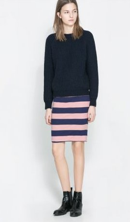 Maglie Zara primavera estate 2014