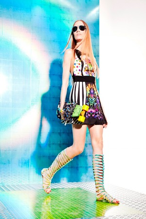 Minidress Just Cavalli primavera estate 2014