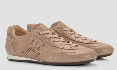 Olympia perforated sneakers Hogan primavera estate 2014