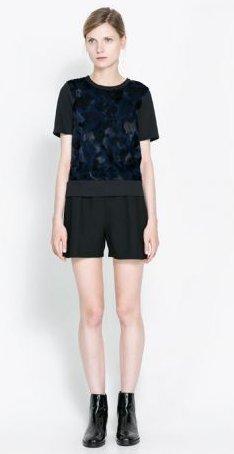 Pantaloncini Zara primavera estate 2014