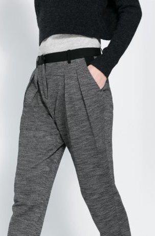 Pantaloni Zara primavera estate 2014