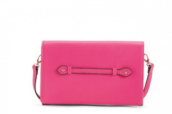 Pochette rosa fragola Carpisa primavera estate 2014