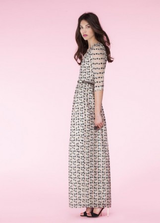 Vestito stampato Hoss Intropia primavera estate 2014