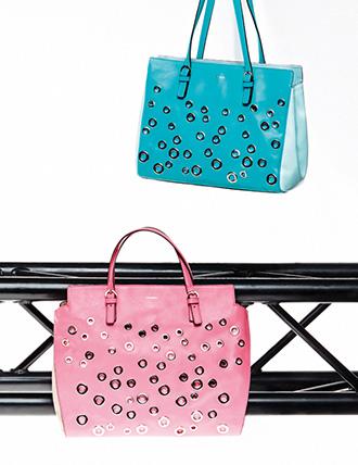 Borse Pinko collezione primavera estate 2014