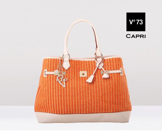 Borse V73 primavera estate 2014 capri