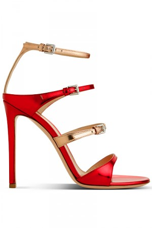 Collezione scarpe Sergio Rossi primavera estate 2014