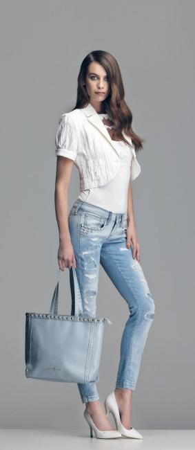 Jeans Fornarina primavera estate 2014