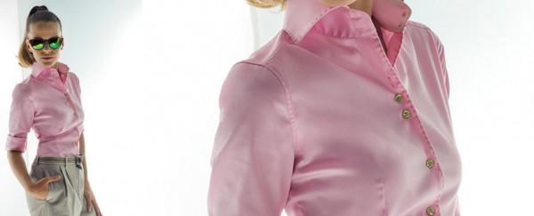 Nara Camicie primavera estate 2016 camicia clasica donna