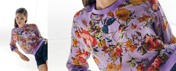 Nara Camicie primavera estate 2016 maglietta manica tre quarti