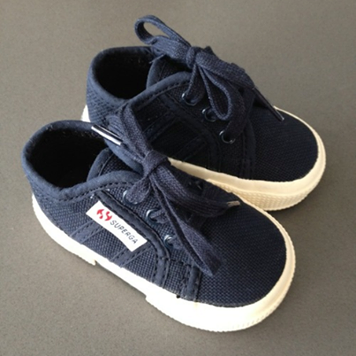 Scarpe baby Superga primavera estate 2014