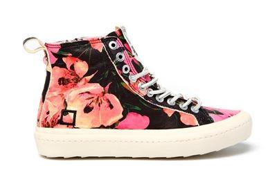 Sneakers D.A.T.E. alte donna
