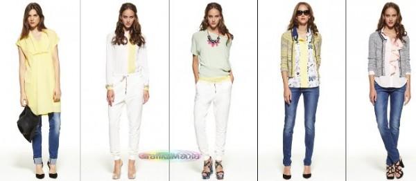 Abbigliamento Nenette primavera estate 2014