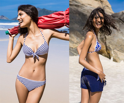 Benetton bikini estate 2014
