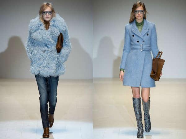 Capispalla Gucci autunno inverno 2014 2015