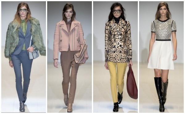 Catalogo Gucci autunno inverno 2014 2015