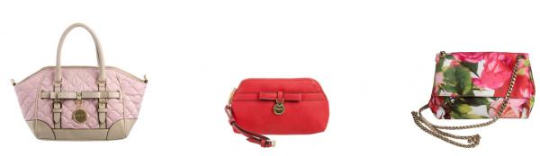 Collezione borse Blugirl primavera estate 2014