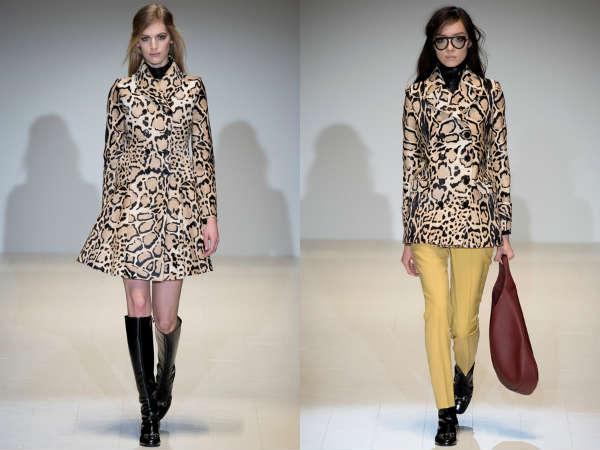 Giacche Gucci autunno inverno 2014 2015