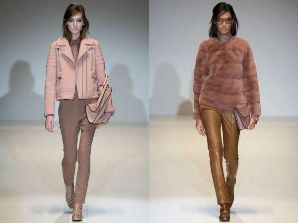 Giubbotti Gucci autunno inverno 2014 2015