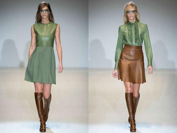 Gonne Gucci autunno inverno 2014 2015