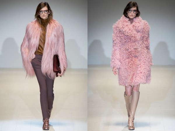 Gucci pelliccie inverno 2014 2015