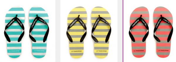 Le Pandorine infradito Flip-Flops