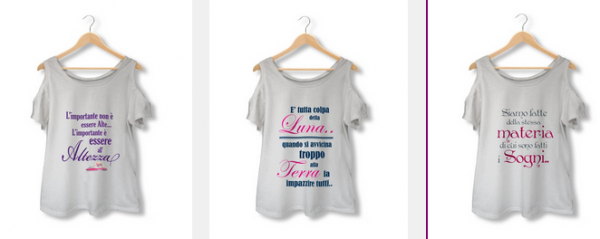 Le Pandorine t-shirt