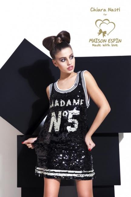 Maison Espin abbigliamento primavera estate 2014
