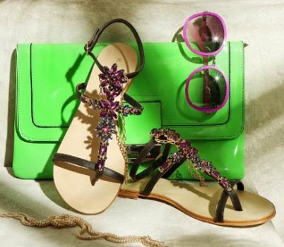 Sandali gioiello Kammi Calzature 2014
