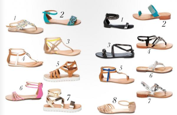 Tata Italia sandali bassi 2016