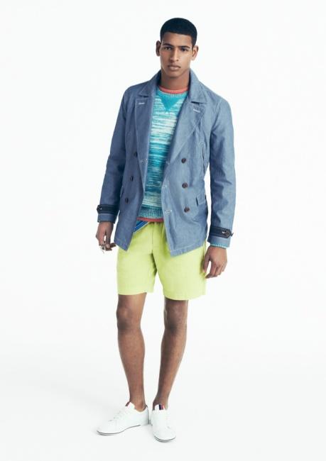Tommy Hilfiger abbigliamento uomo estate 2014