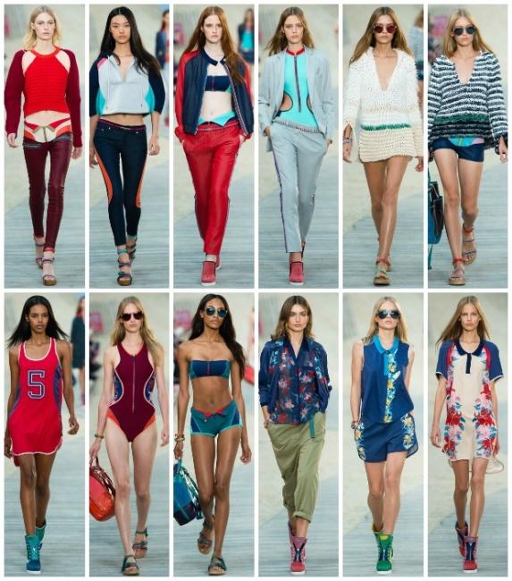 Tommy Hilfiger collezione abbigliamento primavera estate 2014