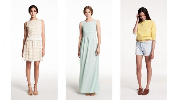 Abbigliamento Gant primavera estate 2014