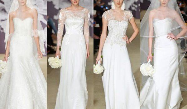 Abiti sposa Carolina Herrera 2015