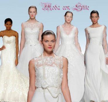 Abiti sposa Rosa Clarà 2015