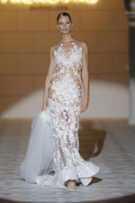 dfc9af72bebf Abiti sposa Pronovias 2015 modelli piu belli foto