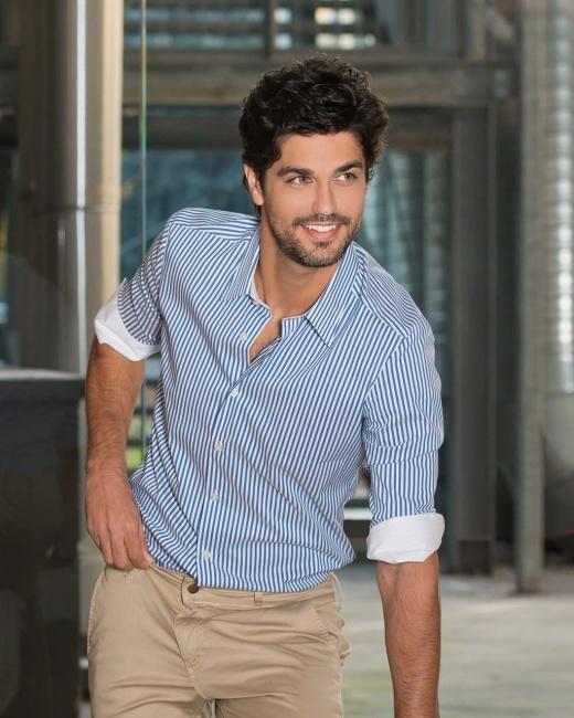 And Camicie camicie uomo a righe