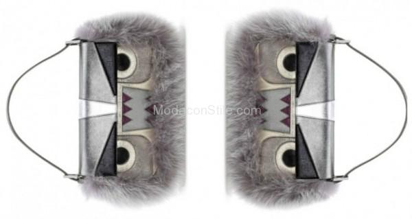 Borse Fendi autunno inverno 2014 2015 Fur Monster