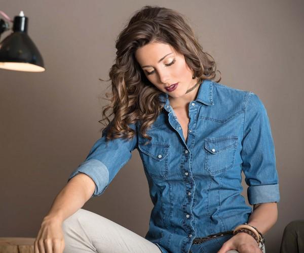 Camicia di jeans And Camicie primavera estate
