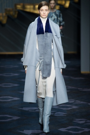 Cappotto oversize Tod's autunno inverno 2014 2015