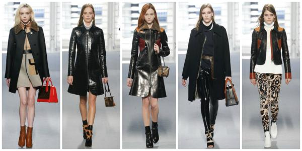 Catalogo Louis Vuitton autunno inverno 2014 2015
