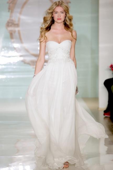 Collezione abiti sposa Reem Acra 2015