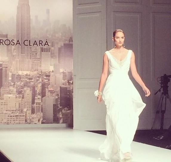 Collezione abiti sposa Rosa Clarà 2015