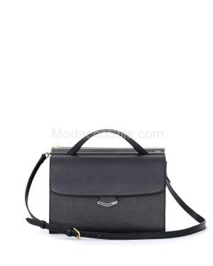 Fendi autunno inverno 2014 2015 Black Demi Jour Bag
