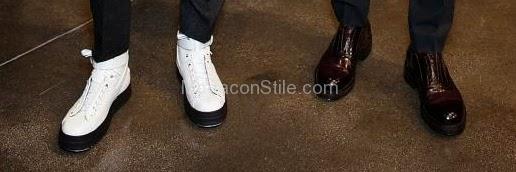 Fendi  scarpe uomo autunno inverno 2014 2015