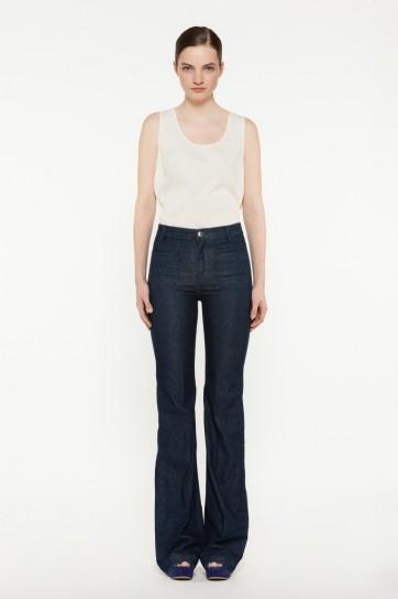 Flared jeans di Twin Set