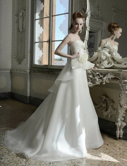 Look bridal di atelierAtelier Aimée 2015